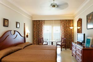 The Standard Double rooms at the Hotel Riu Montego Bay