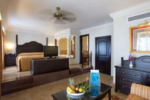 Sea View Suites at the Hotel Riu Montego Bay